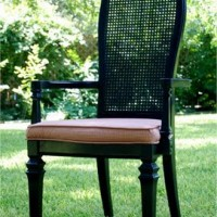 chair outside