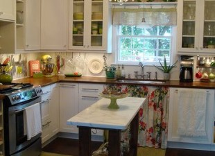 inspiration files--charming kitchen