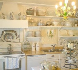 thumbnail--french country farmhouse kitchen