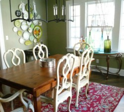 thumbnail--dining room makeover after from eclectically vintage blog