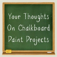 thumbnail--chalboard paint projects