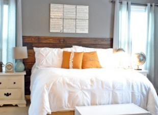 inspiration files--bedroom makeover from pbandj stories blog