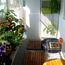 inspiration files--enclosed balcony turned zen garden from meeha meeha--after