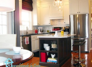 inspiration files--kitchen makeover from remodelando la casa--after