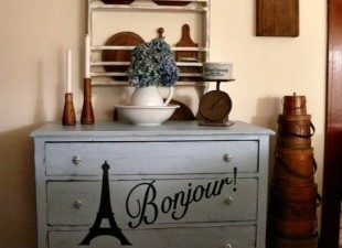 inspiration files--eiffel tower dresser from backyard bungalow -- after