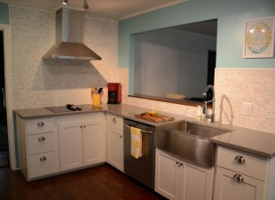 inspiration files--kitchen remodel from new green mama