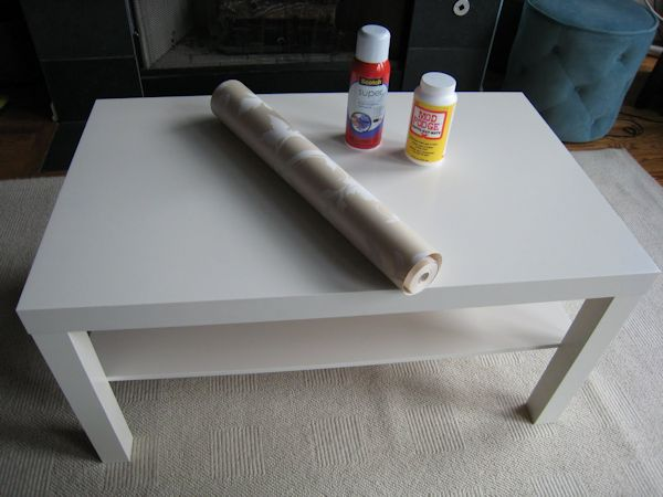 Beautiful After: Ikea Coffee Table Makeover ... Part 7