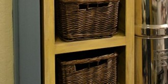 countertop basket storage - thumbnail