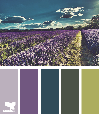 Color inspiration purple green and teal - What colour goes with lilac ...