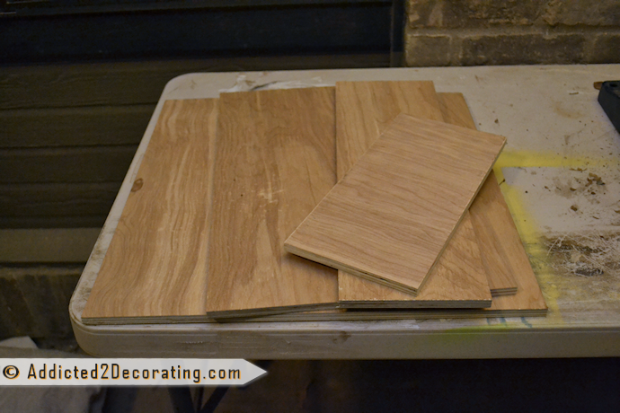 How to make cabinet doors with basic tools