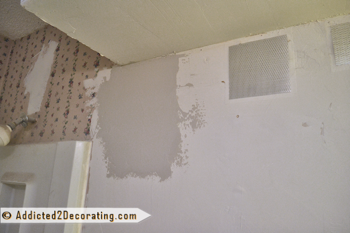How to fix a hole in drywall - the easy way - using a drywall repair patch