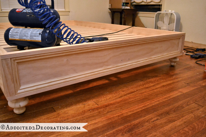 Woodwork how to make a wooden bed pdf plans