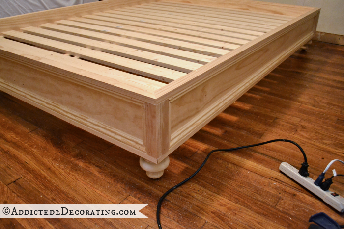 how to make wood platform bed frame | Good Woodworking Projects