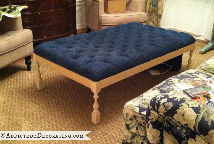 coffee table base for ottoman - 5a