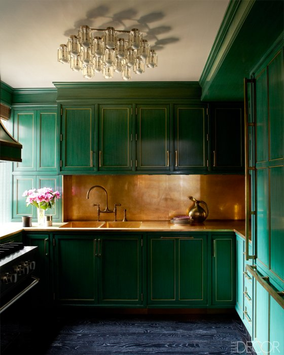 cameron diaz kitchen from elle decor