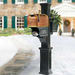 My Curb Appeal Plans: Beautiful Mailboxes, Mailbox Posts, and Mailbox Landscaping