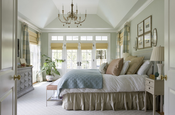 window treatments - farm fresh traditional bedroom dc metro via houzz