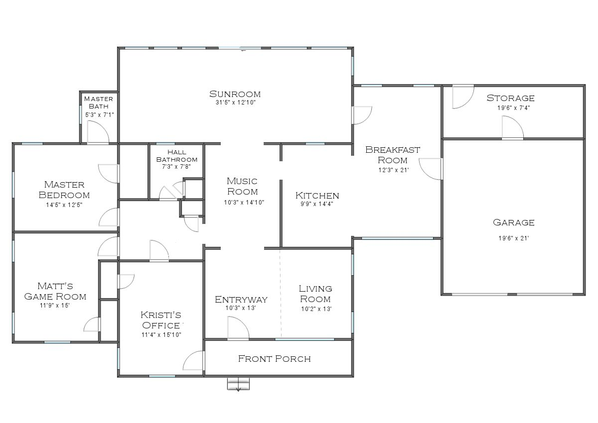 house floor plan 5-2014