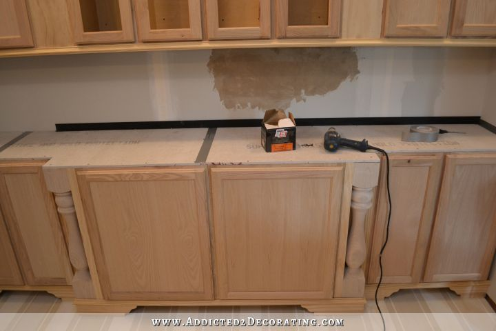 DIY Concrete Countertops 1