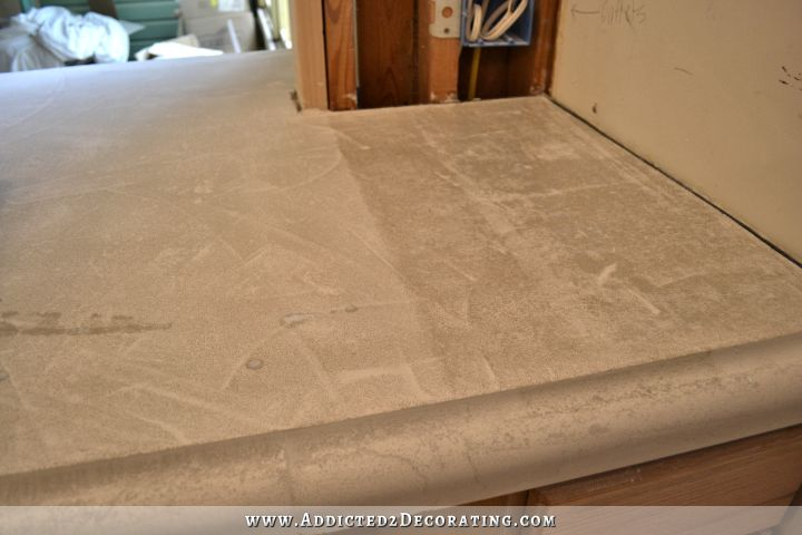 DIY concrete countertops 60