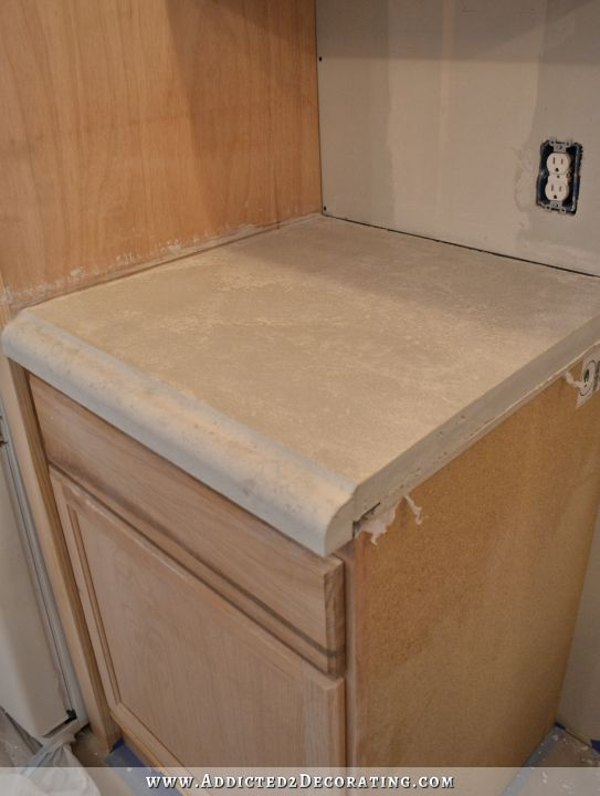 DIY concrete countertops 64