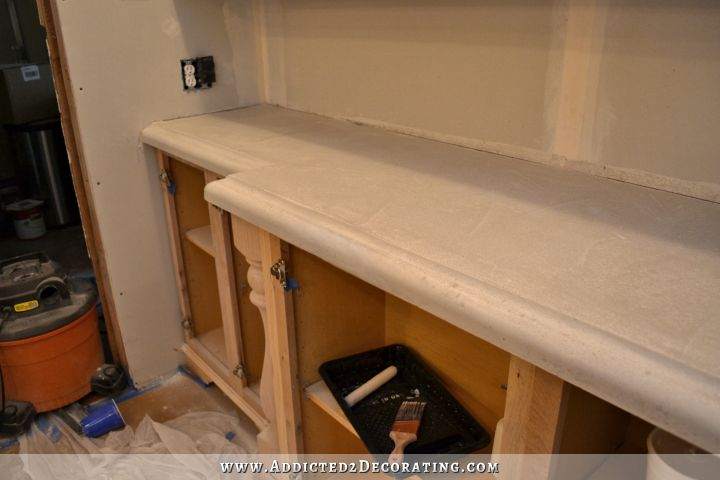 DIY concrete countertops 67