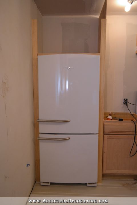 refrigerator enclosure - 7