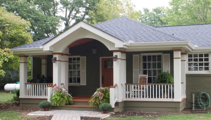 gable hip roof design from Porchco