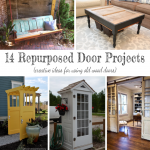 Repurposed Doors — Projects Using Vintage Wood Doors
