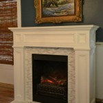 Fireplace Makeover — From Craftsman To Traditional