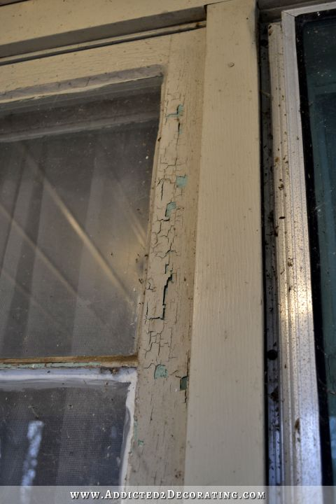 Old wood windows repair or replace for Replacement window design ideas