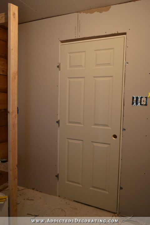 Reframing Doorway On Load Bearing Wall 5