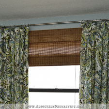 easy DIY curtain panels - 10