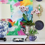 Color Inspiration From Bloggers' Summer Home Tours