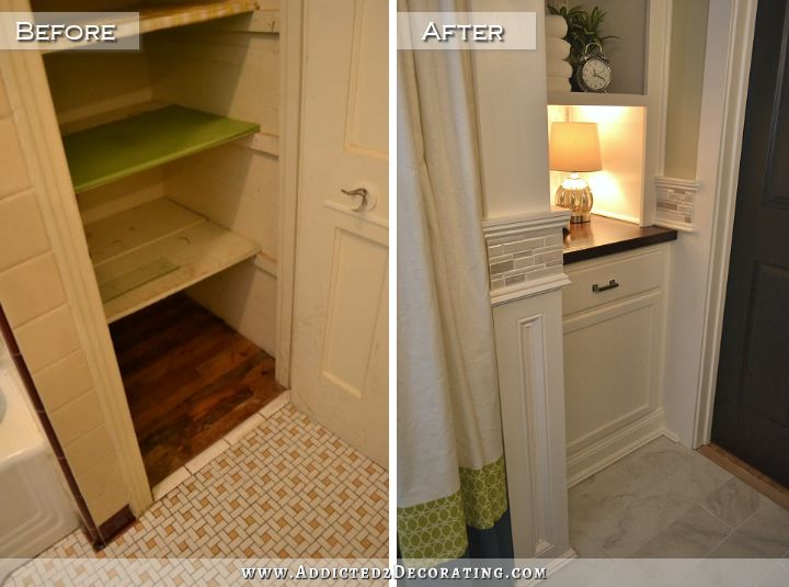 DIY Bathroom Remodel Before After Cool Bathroom Remodel Before And After