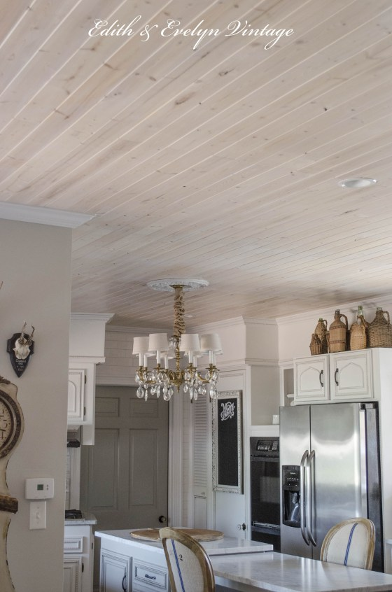 Ceiling decorating ideas diy ideas to add interest to Shiplap tray ceiling