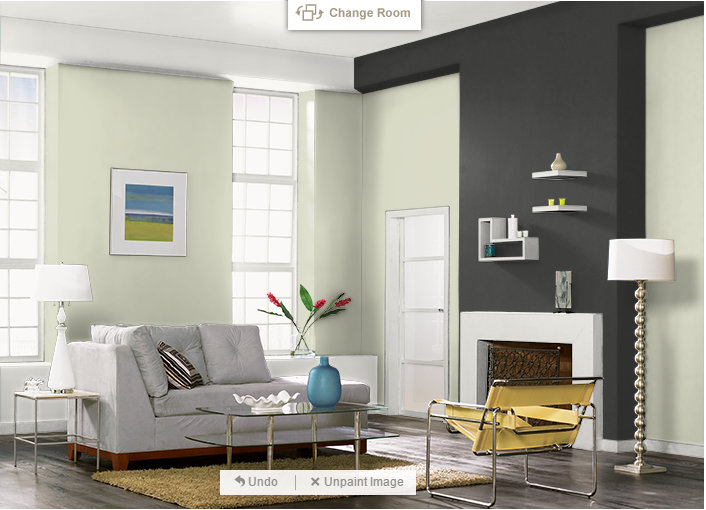 Behr Feng Shui paint color