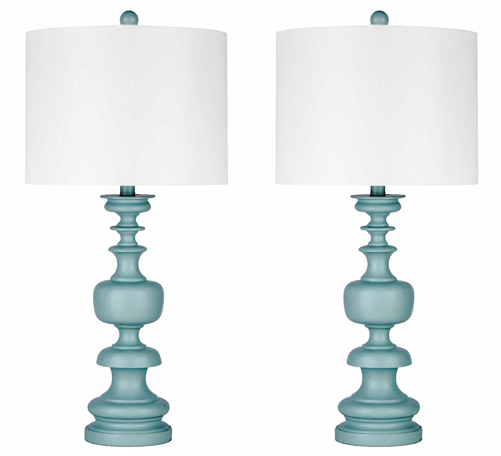 pair of lamps from Wayfair