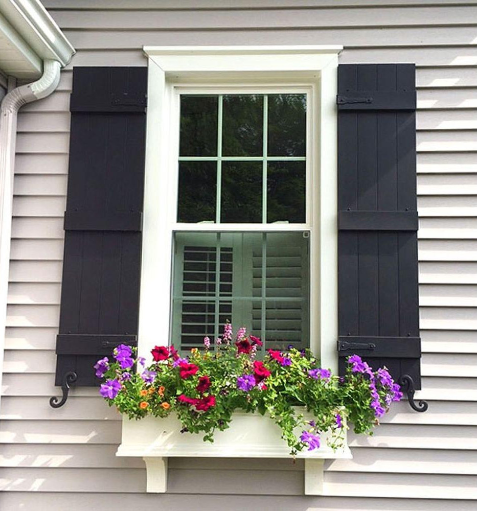 Exterior Shutters - Decisions, Sticker Shock and Why You Should ...