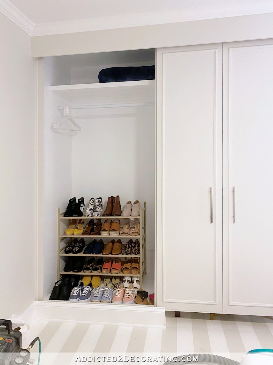finished closet - 4