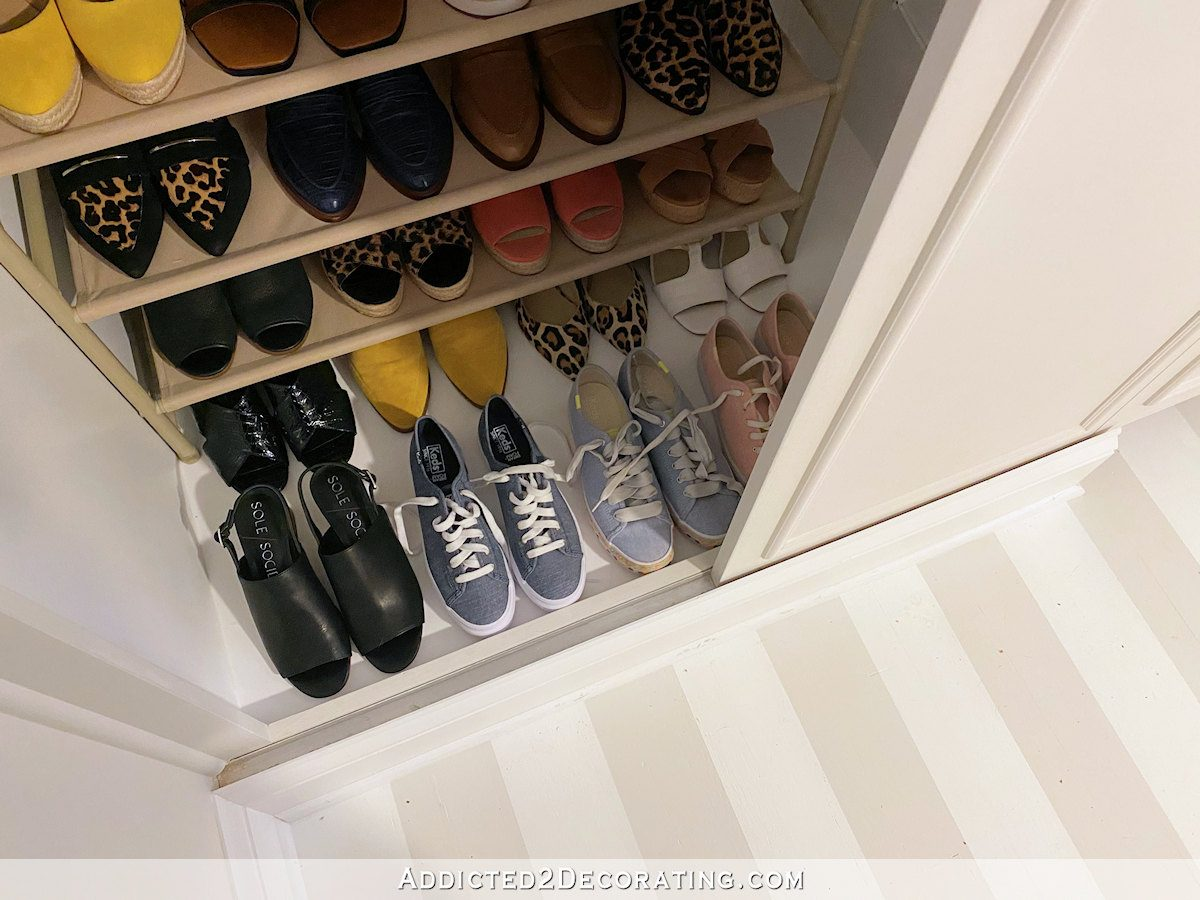 finished closet - 6